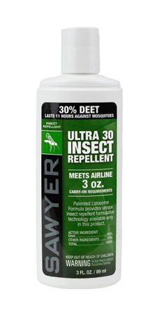 Sawyer Ultra 30 Insect Repellent